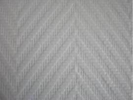 Glasweefselbehang 25.0mtr motief grote visgraat XXL