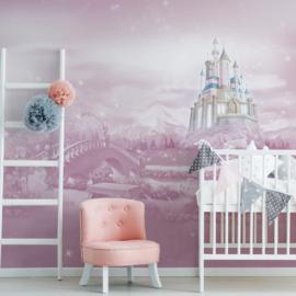 Kids@home fotobehang 111387 Princess Castle