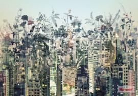 Komar 'Texture and Paterns' 8-979 Urban Jungle