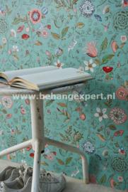 Eijffinger PiP Studio behang 375002 Spring to Life Lichtgroen