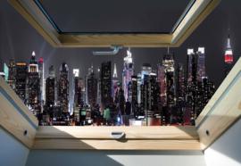 Fotobehang New York City Skyline