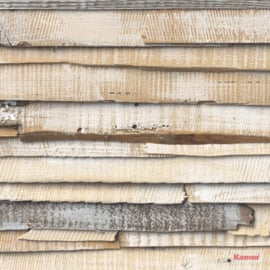 Komar 'Texture and Paterns' 8-920 Whitewashed Wood