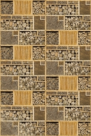 Fotobehang Wallpaper Queen Materials ML272 Hout