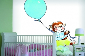 Sweet Collection by Monica Maas - Monkey with a Balloon art. 5001