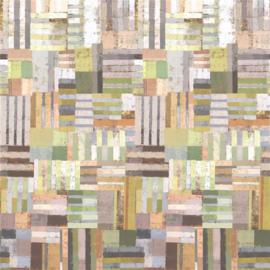 Designers Guild PDG1140/01 Achara Shell 140cm x 300cm hoog