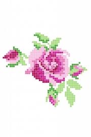 Photowall XL Esta Home Pretty Nostalgic 158108 rose