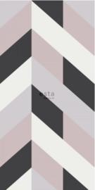 Esta photowallXL  158902 Herringbone pattern