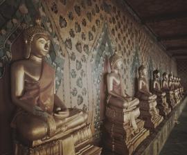 Fotobehang City Love CL57C Bangkok
