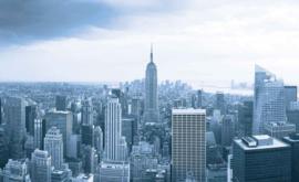 Fotobehang New York Empire State Building