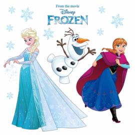 Raamsticker Frozen Snowflake 16408