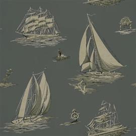 Ralph Lauren Singature Islesboro PRL5024/01 Down Easter Boats