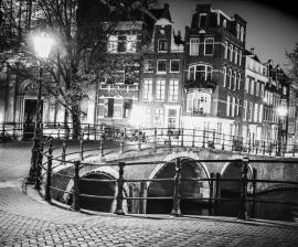 Fotobehang City Love CL39B Amsterdam