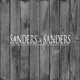 Behang Sanders & Sanders Trends&More 935247 houtprint