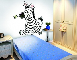 Sweet Collection by Monica Maas - Sitting Zebra art. 5063