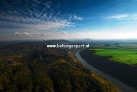 Fotobehang AP Digital 470081 Sachsische Schweiz