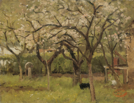 Dutch Painted Memories 8056 Flowering Orchard