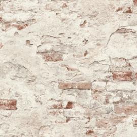 Rasch Factory 939309 ruwe baksteen