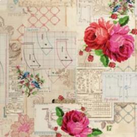 Eijffinger Pip Studio Wallpower 341080 Botanical Paper
