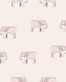 Creative Lab Amsterdam Safari Elephant 100cm x 280cm hoog