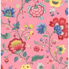Eijffinger Pip Studio behang 341031 Floral Fantasy Rose