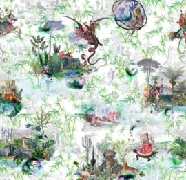 Christian Lacroix PCL1003/01 Reveries Vert Buis