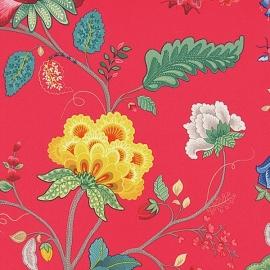 Eijffinger Pip Studio behang 341032 Floral Fantasy Framboos
