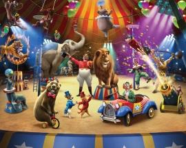 Walltastic posterbehang 42834 Circus