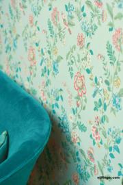 Eijffinger PiP Studio behang 375061 Botanical Print Lichtgroen