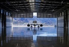 Fotobehang AP Digital 470095 My Hangar