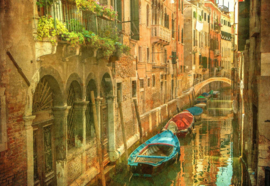 Fotobehang Venetië