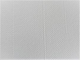 Glasweefselbehang 25.0mtr motief fijne ruit met streep 82702