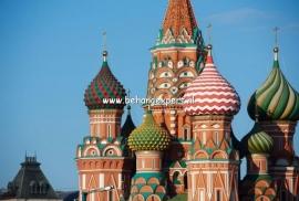 Fotobehang AP Digital 470047 Moscow
