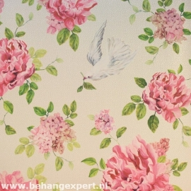 Behang Eijffinger Un Bisou 365035 rozen