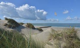 Fotobehang Holland 5483 - Burgh Haamstede duinen