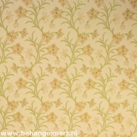 Behang Eijffinger Un Bisou 365022 bloemetjes