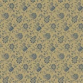 Ralph Lauren Singature Islesboro PRL5021/01 Scrimshaw Floral