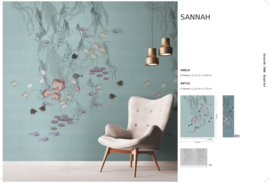 Fotobehang Smart Art Sannah 46814