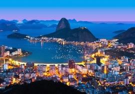 Fotobehang Idealdecor 00951 Rio de Janeiro