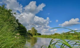 Fotobehang Holland 3288 - Kromme Rijn |||