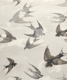 John Derian for Designers Guild PJD6003/02 Chimney Swallows