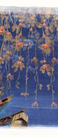 Khrôma Kimono DGKIM2033 River Night afm. 127cm breed x 300cm hoog