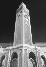 Fotobehang City Love CL88B Casablanca Hassan Moskee