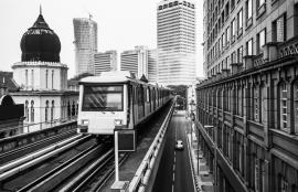 Fotobehang City Love CL49B Kuala Lumpur