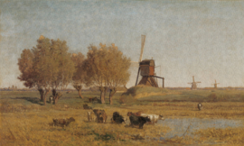 Dutch Painted Memories 8058 Dutch Landscape IV