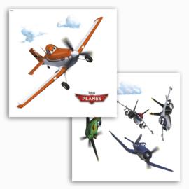Raamsticker Planes 16401