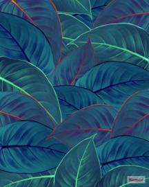 Komar Palm foliage P026-VD2