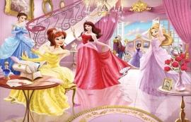Walltastic posterbehang 43183 Fee prinses