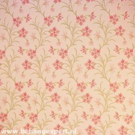 Behang Eijffinger Un Bisou 365021 bloemetjes