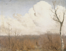 Dutch Painted Memories 8004 Autumn day Gerrit Willem Dijsselhof
