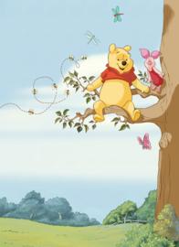 Komar fotobehang 4-4116 Winnie Pooh Tree